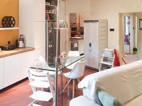 Širi centar Rijeke, četverosoban klasičan stan 120 m2