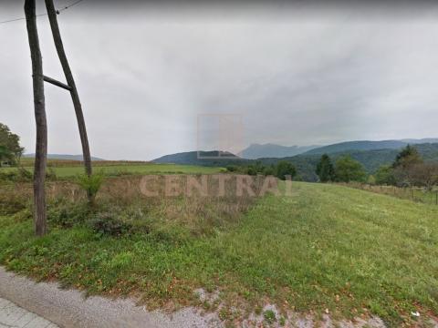 Gomirje - Vrbovsko, građevinsko zemljište 2079m2