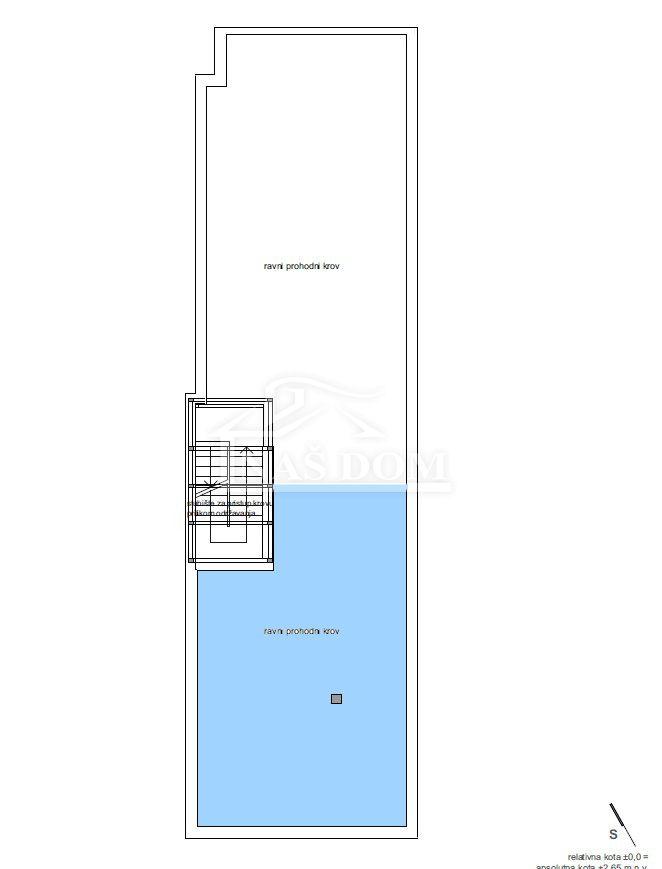 Srima- luxsuzni stan  I kat, 70 m do plaže