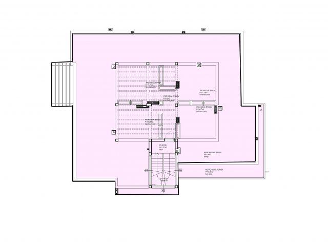 Vodice- Stan S1 59,69m2, prizemlje, novogradnja