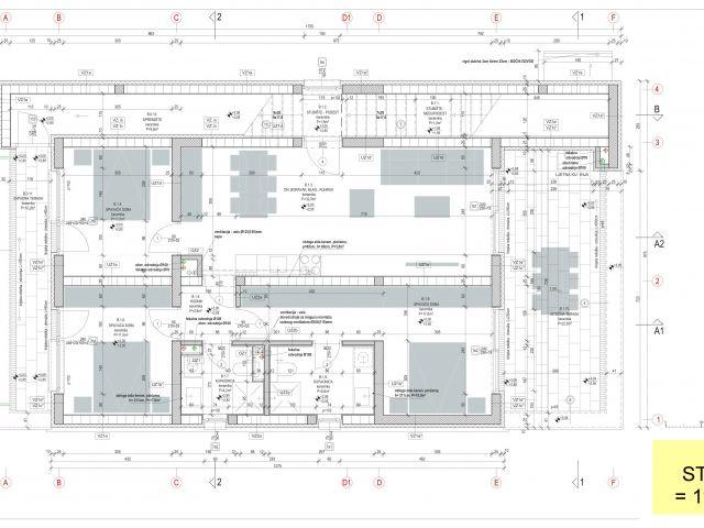 "Murter- 1.red do mora luxuzni stan ""B1""-117,25 m2"