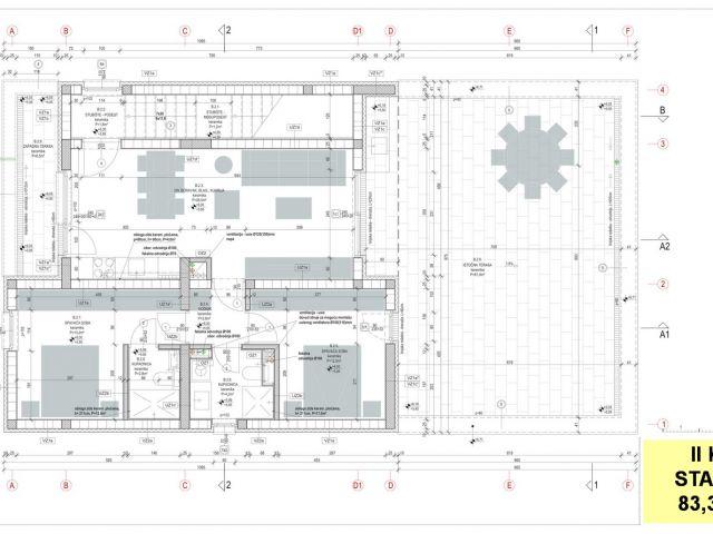 "Murter- 1.red do mora luxuzni stan ""B2""-83,32 m2"