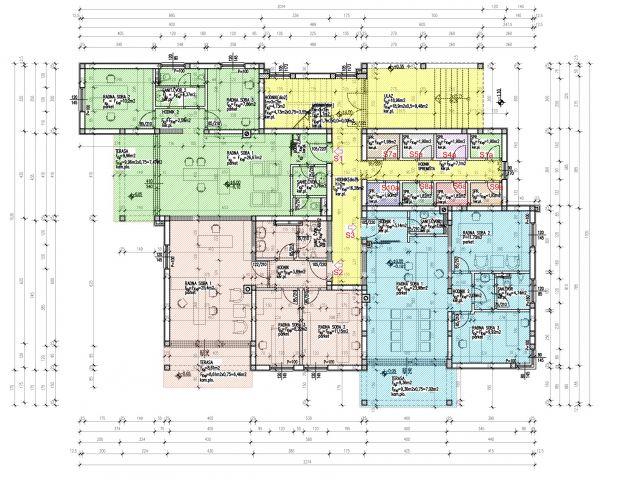 Vodice - Stan S2 , prizemlje 66,25 m2 *NOVOGRADNJA*