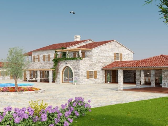 PROJEKT STANCIJA+Građevinsko zemljište, Juršići, 31481 m2