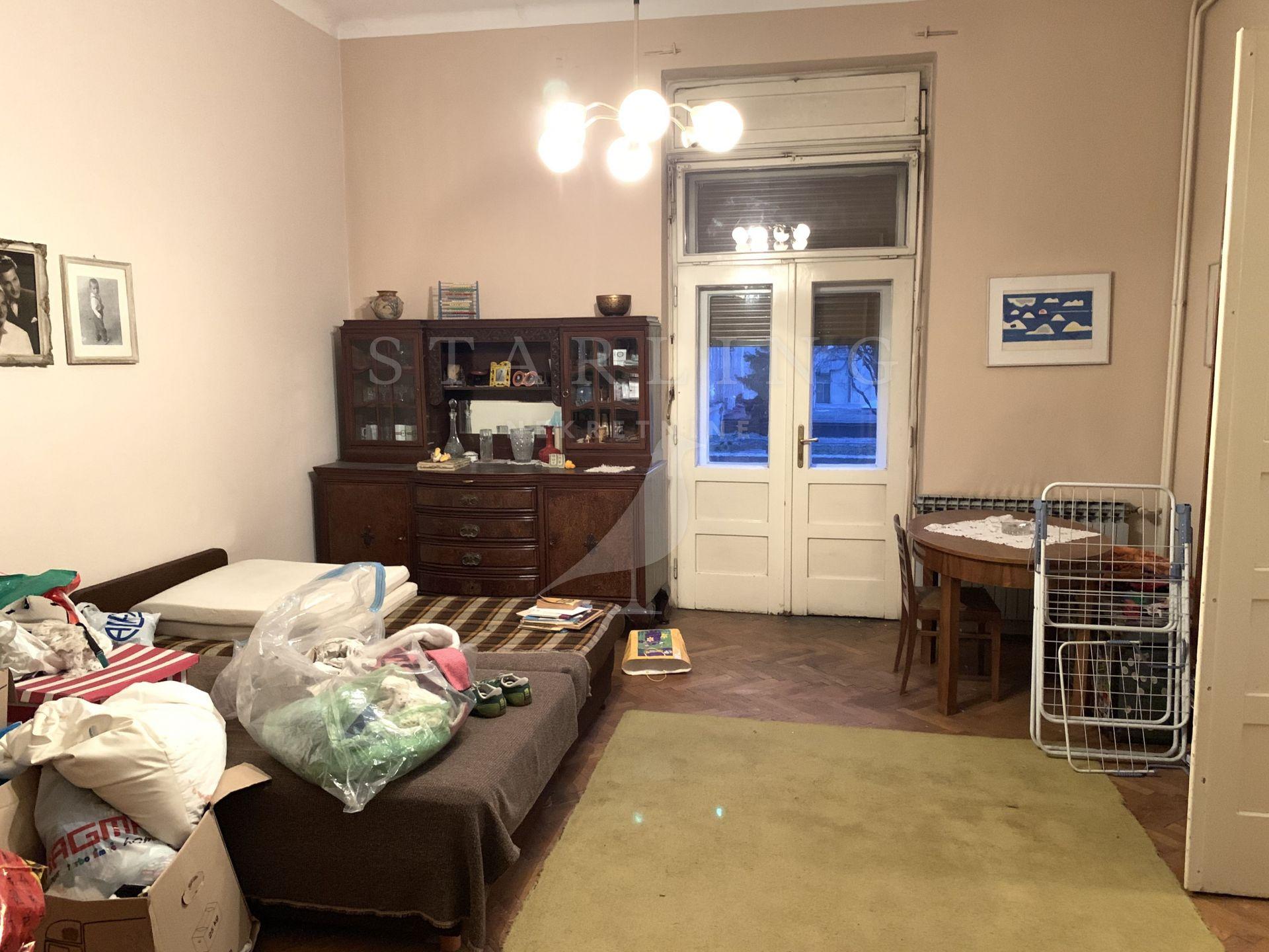 STAN, PRODAJA, ZAGREB, CENTAR, KNEZA MUTIMIRA, 130 m2, 4-soban