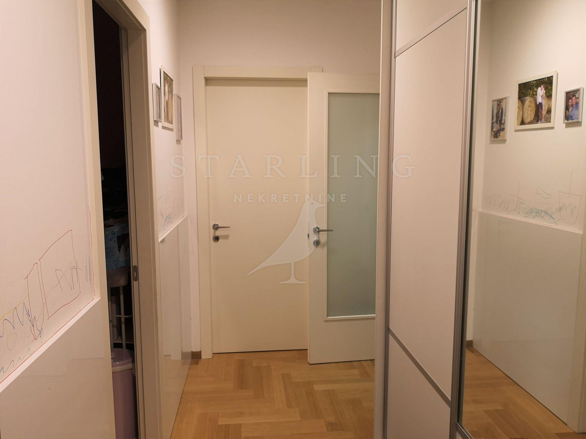 STAN, PRODAJA, ZAGREB, DONJI GRAD, TUŠKANOVA 107 m2, 4-soban