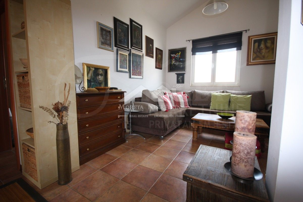 Vodice Nicely Decorated Apartment In A Quiet Location Flat