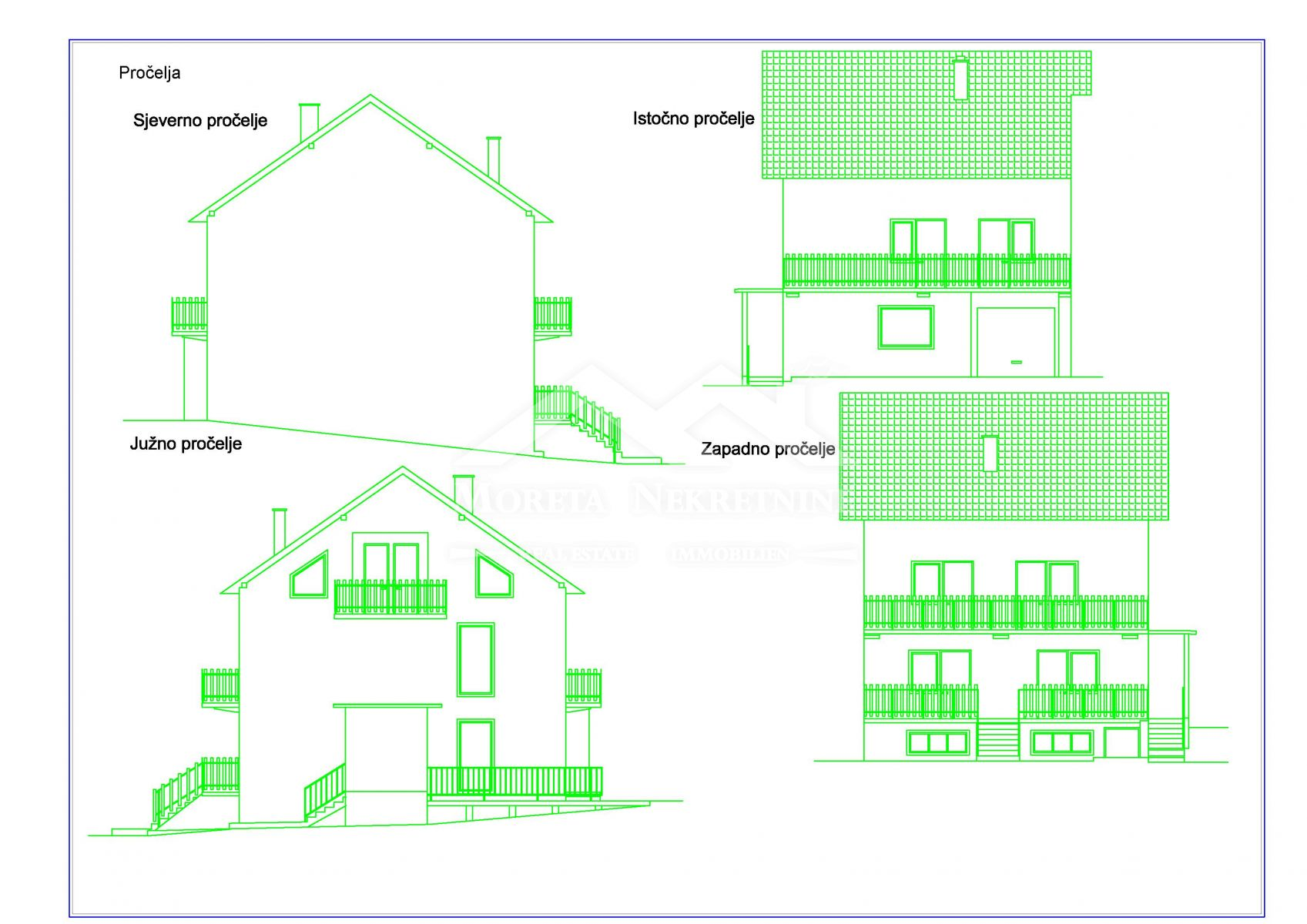 Samobor, prekrasna dvojna kuća u prirodnom okruženju