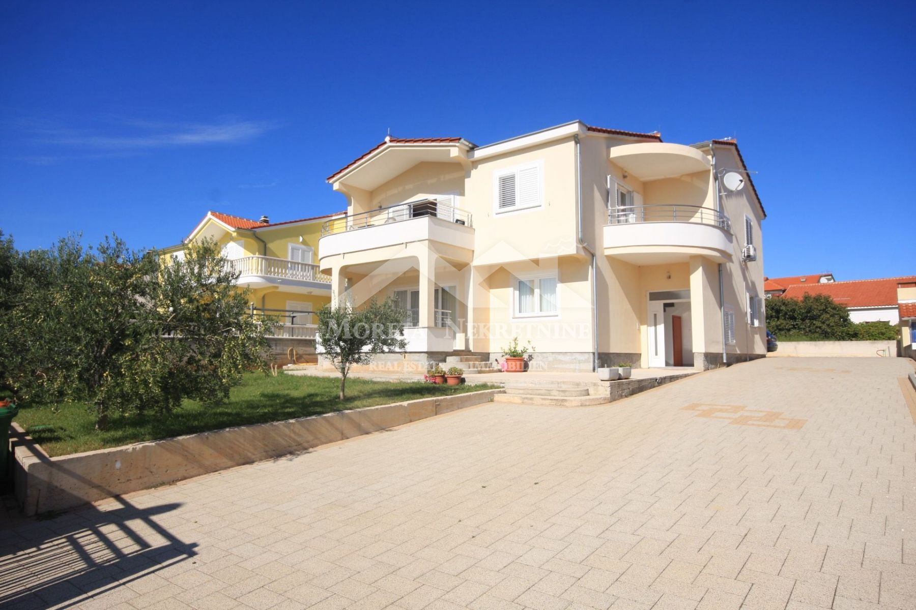 REDUCED!!! - Vodice, beautiful family house wth a sea view