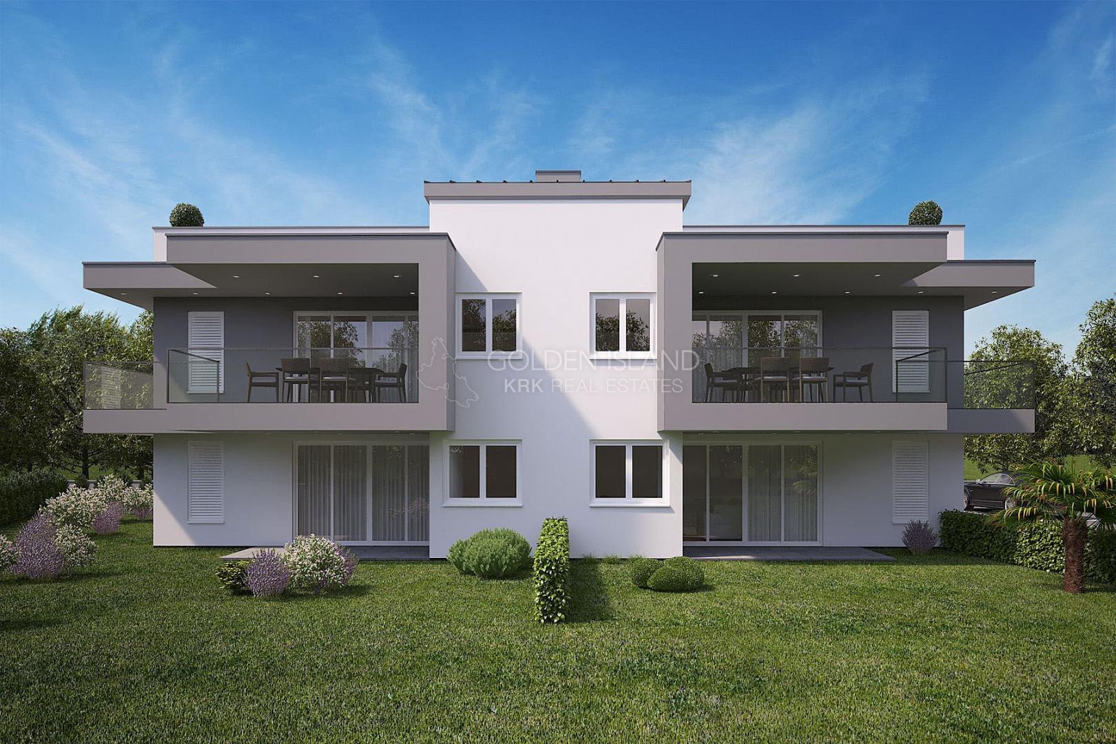 Apartment Krk, 62m2