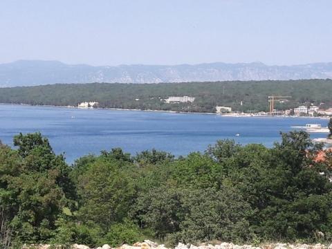 Otok KRK, 100 m od mora! Ekskluyivna lokacija