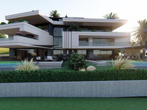 NOVO ! Kompleks Luksuznih stanova 50 m od mora !
