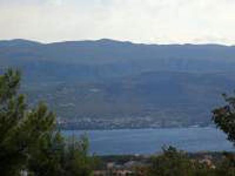 Grundstück Šilo, Dobrinj, 1.143m2