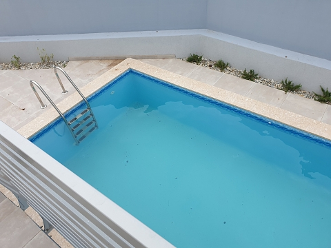 Krk, stan sa bazenom!