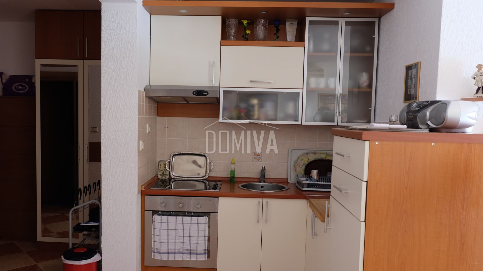 Apartment Crikvenica, 39,17m2