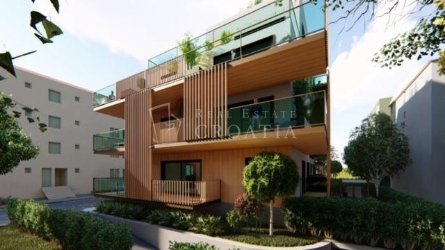 KAJZERICA novogradnja-trosobni stan  73,13 m2