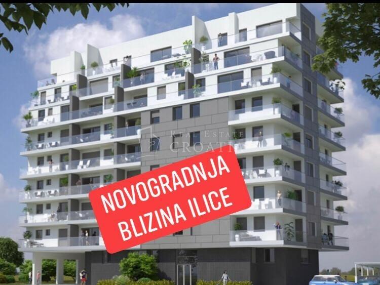 NOVOGRADNJA u blizini ILICE- PRILAZ BARUNA FILIPOVIĆA i GRADIŠĆANSKA