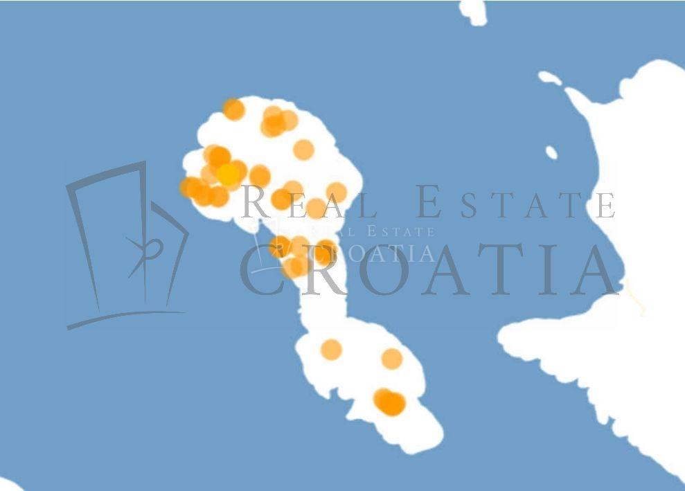Otok Silba - više čestica poljoprivrednog zemljišta