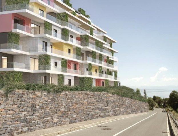 Opatija, projekt sa 35 luksuznih stanova svi sa pogledom na more