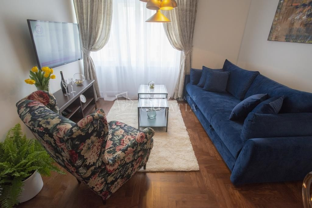 Renovirani stan u Centru-cijena najma uključuje režije!