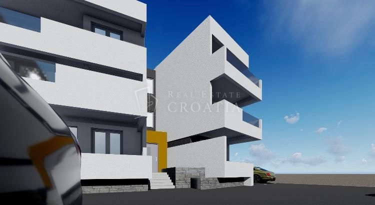 Novalja, apartman S3-55m2