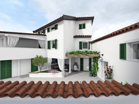 Dvije kuće u Vižinadi, 300 m2 -PRILIKA!