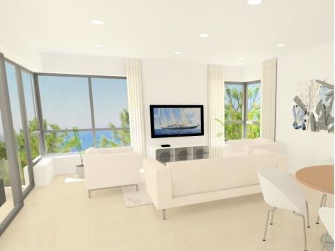 Pag, Mandre, luksuzni penthouse