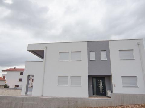 Panorámás Újépítésű Apartman SELINE Starigrad, 51.70 m2