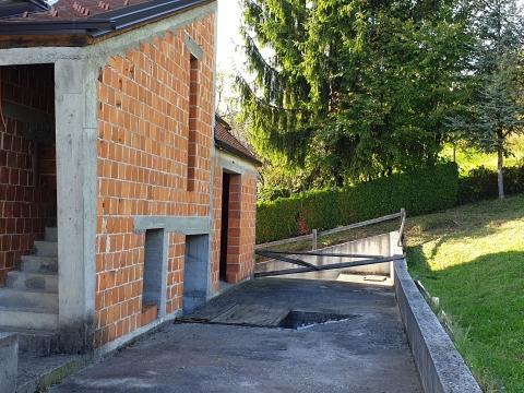 Sveta Nedelja luksuzna vila započeta gradnja