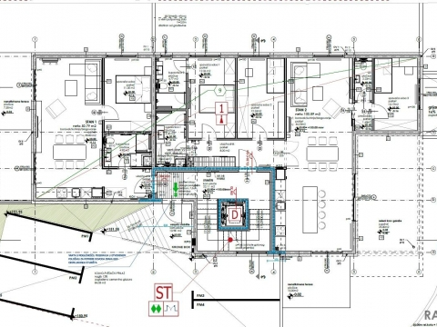 Dobri dol novogradnja-54,54 m2