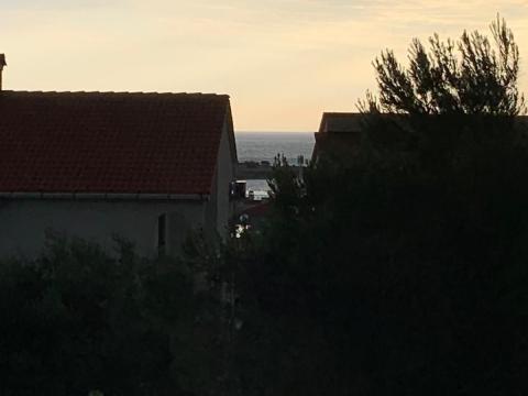 Novalja, apartman A3-42,50m2 sa pogledom na more