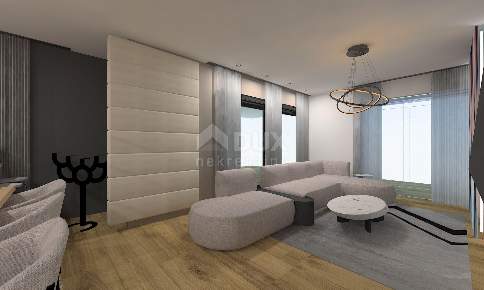 Apartment Doričići, Kostrena, 146m2