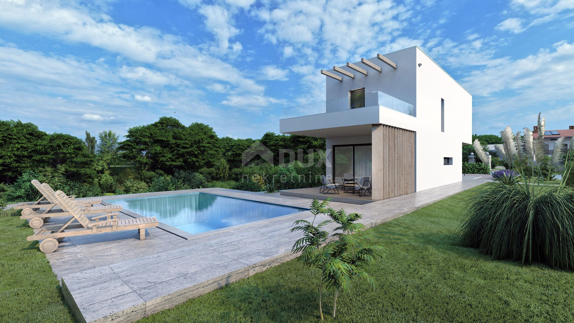ŽMINJ - kuća 183,83 m2 sa bazenom i ogromnom okućnicom cca 3100m2