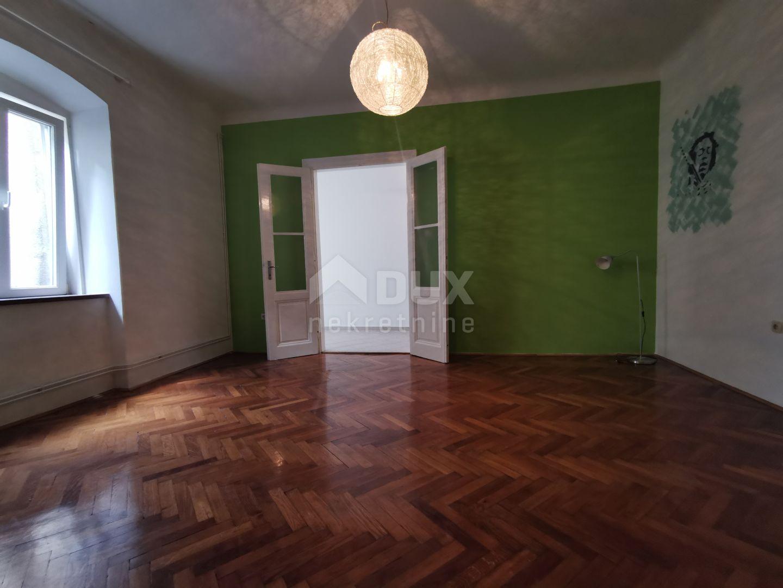 RIJEKA, CENTAR - 5SKL stan, 155,32 m2