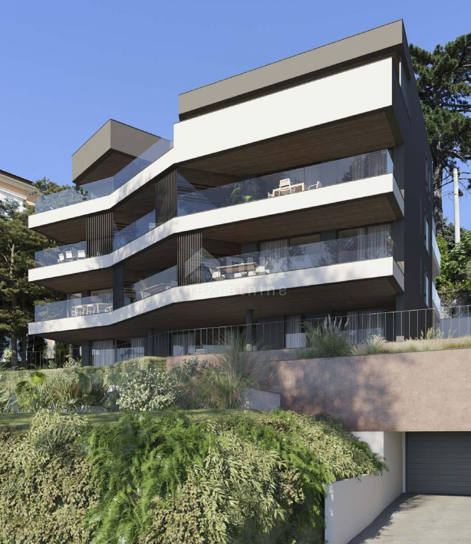Appartamento Opatija - Centar, Opatija, 87,70m2