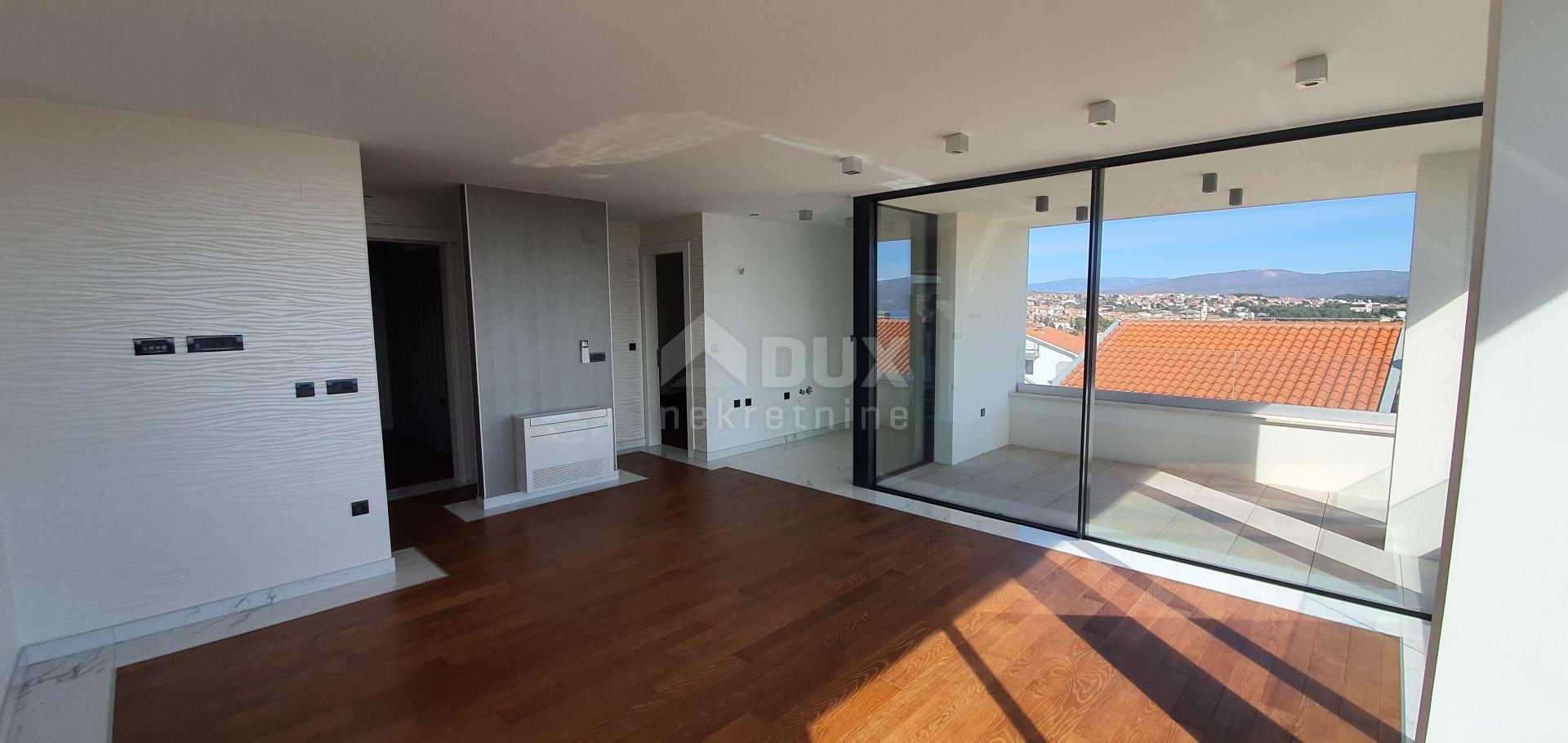 Apartment Krk, 54,11m2