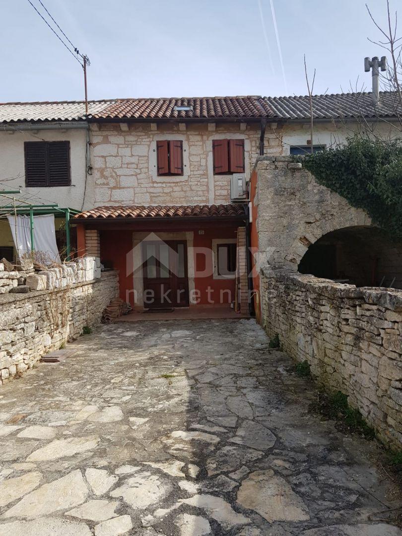 ISTRA - MODRUŠANI - Renovirana predivna stara Istarska kuća