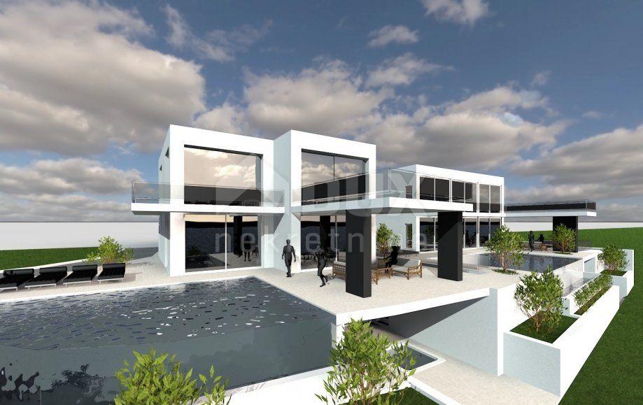 Kuća katnica, Pobri - samostojeća 200m², prodaja