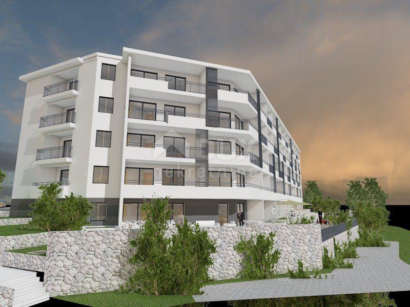 Apartment Rešetari, Kastav, 40,80m2