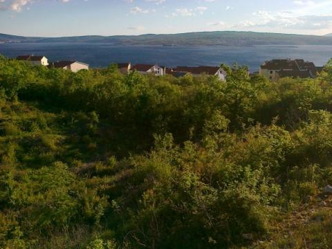 Grundstück Crikvenica, 1.282m2