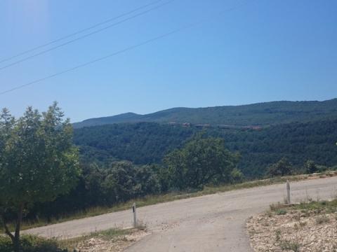 Land Duga Luka, Labin, 8.000m2