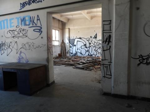 RIJEKA - MLAKA - poslovni prostor 2000m2 unutar poslovno stambene zgrade
