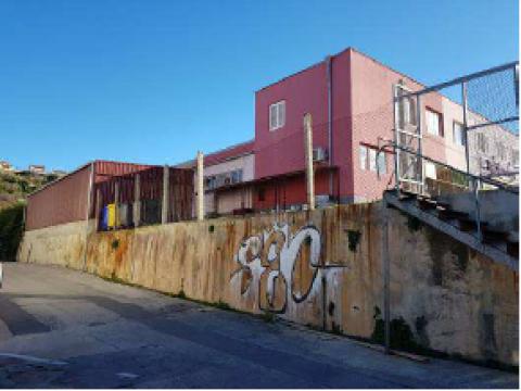 RAB - PALIT - P+ 1 poslovna zgrada 400m2 + 750m2 okoliš