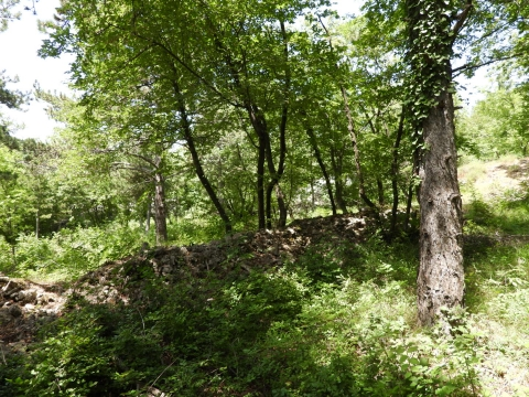 Land Kostrena, 1.207m2