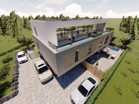Apartment Milčetići, Malinska-Dubašnica, 125m2