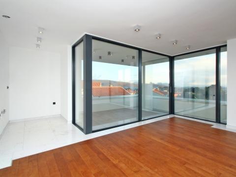 KRK - 2S+DB, 65 m2, novogradnja, otvoren pogled na more