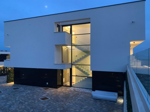 Neubau-Traumimmobilie auf Insel Krk, 54,11m²