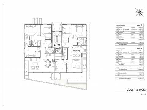 Apartment Kantrida, Rijeka, 109,77m2
