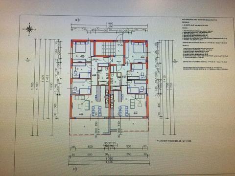 MARINIĆI - stan, 95,80 m2, 3S+DB, NOVOGRADNJA, PANORAMSKI POGLED NA MORE!!!