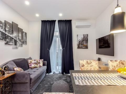 BELVEDER -  1S+DB stan 41,50 m2, idealna nekretnina za investiciju